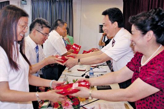 集团召开上半年度经济工作大会
