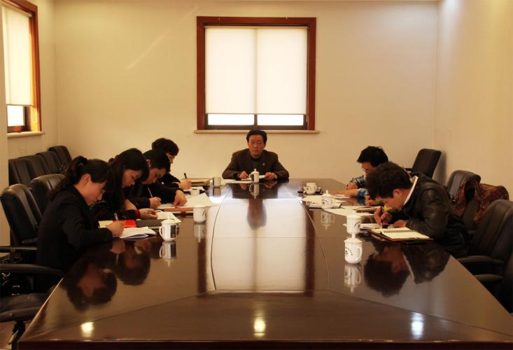 集团党委举行发展对象培训活动